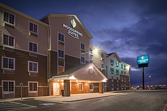 WoodSpring Suites - San Angelo