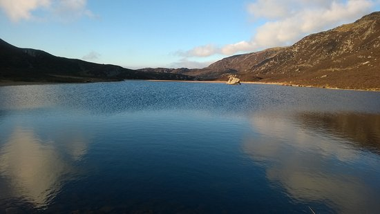 Pitlochry, UK: Loch a' Choire