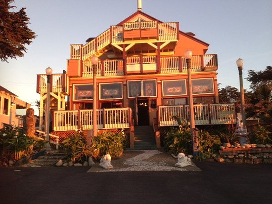 Ocean View Inn : An inn with a European charm & appeal.