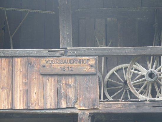 Gutach im Schwarzwald, Duitsland: Black Forrest Open air Museum July 2015