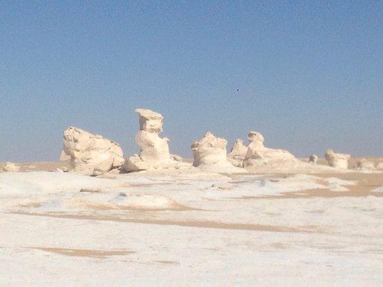 Bawiti, Egipto: White Desert - one day tour
