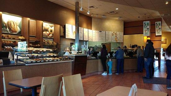 Chula Vista, Kaliforniya: Panera Bread