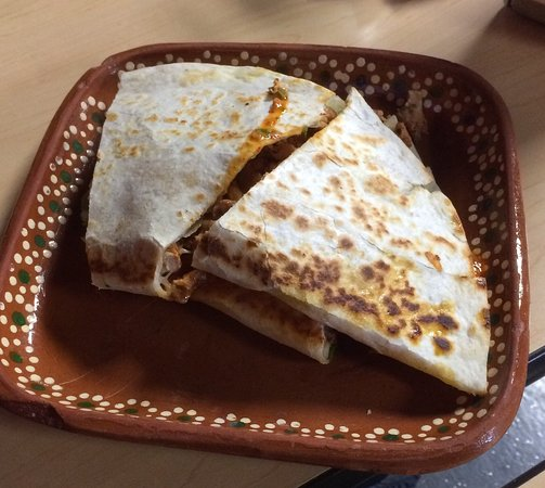 Woodland, Kalifornia: Great quesadilla