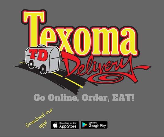 Sherman, TX: Make ordering easier - Download our FREE app!