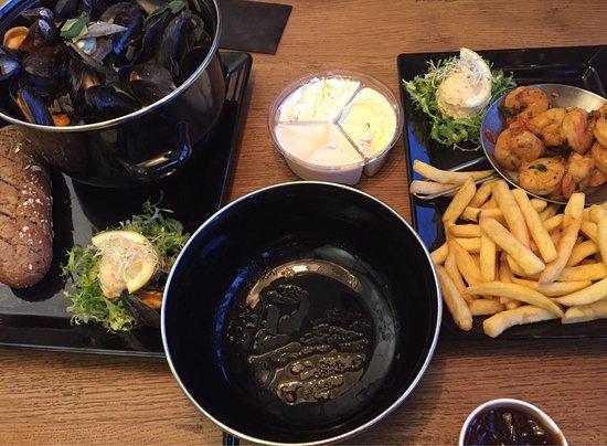 Ouddorp, The Netherlands: Visrestaurant Hameeteman