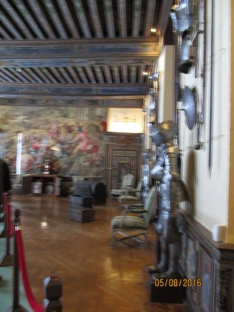 Wapenverzameling Chateau de Cheverny