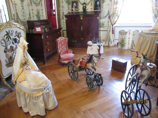 Kinderkamer Chateau de Cheverny