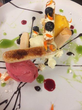 Ennis, Ierland: Fresh and locally sourced food
