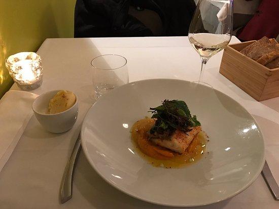 Restaurant L'Essentiel: Plat principal