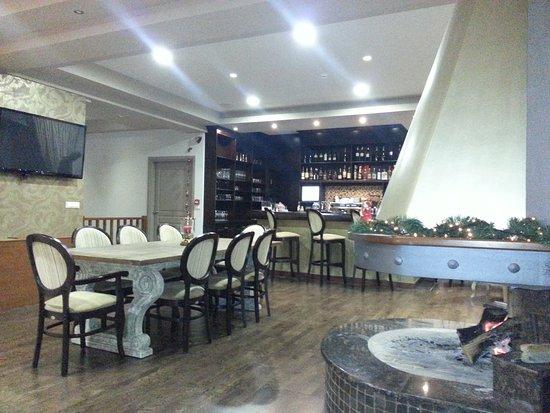 Levidi, Grecja: lounge bar