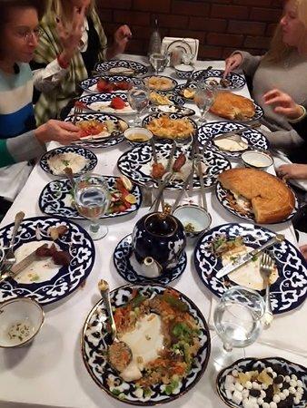 Photo of Restaurant Taste Of Samarkand at 6216 Woodhaven Blvd, New York City, NY 11374, United States