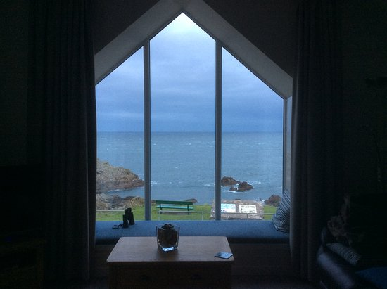 Portknockie, UK: View from lounge