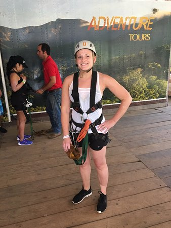 Gulf of Papagayo, Costa Rica: First Part - Zip-lining