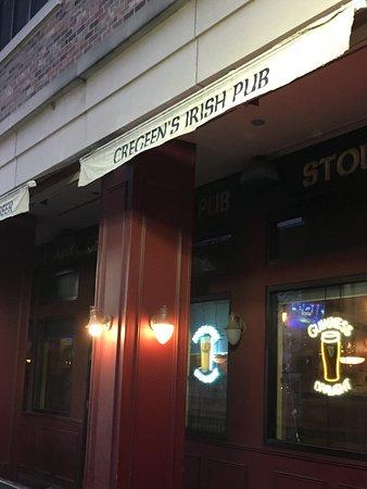 North Little Rock, Арканзас: Irish pub