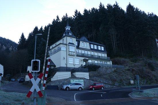 Flair Hotel Waldfrieden: The hotel