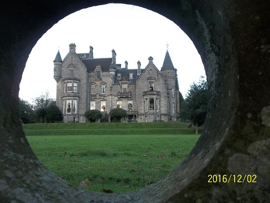 Dumbarton, UK: Overtoun House Tea Room - Scotland