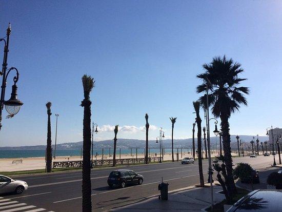 Région de Tanger-Tétouan, Maroc : Tanger La Promenade - Corniche