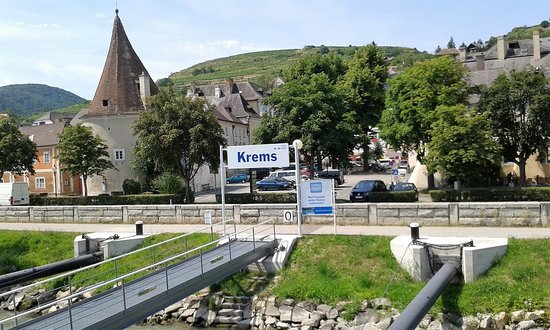Krems an der Donau, Österreich: Malownicze miejsce