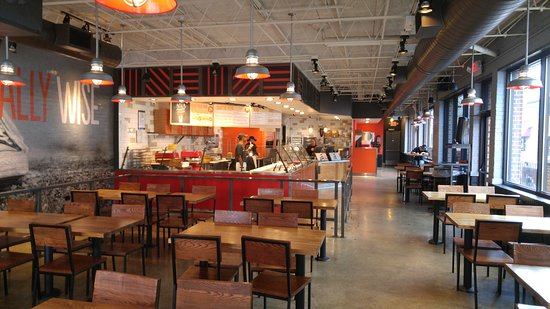 Blaze pizza lexington restaurantbeoordelingen tripadvisor
