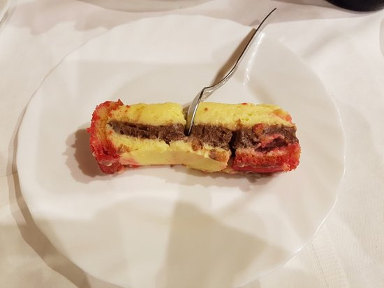 Agriturismo Le Casette: Zuppa inglese
