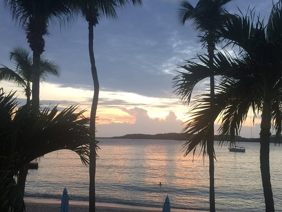 Benner, St. Thomas: 2nd Floor Harbor Sunset View