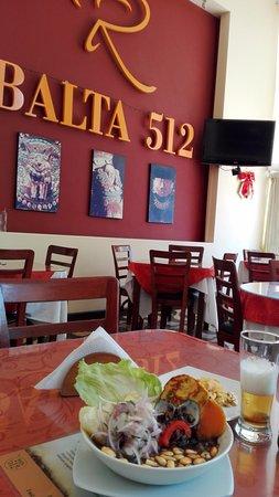 Restaurant Romana: Un lugar añejo y con buena comida, nada gourmet