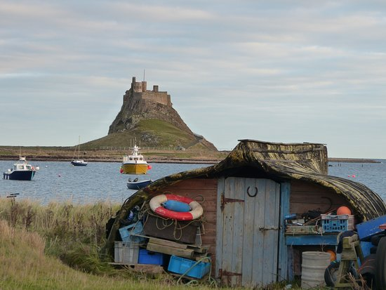 Holy Island, UK: Special atmosphere.
