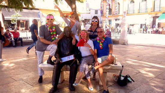 i cachr Malaga - Sightseeing Treasure Hunt
