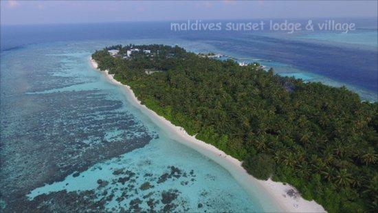 Thinadhoo Island: la nostra isola
