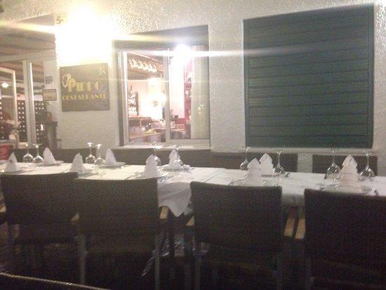 Algarrobo, Spanje: Einige Impressionen vom Restaurant Pippo