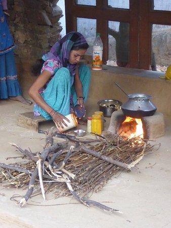 Geejgarh Eco Village Resort