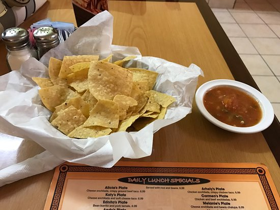 Royse City, TX: One more great meal at Arboledas