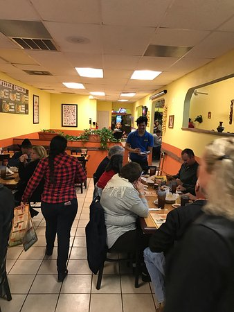 Royse City, Teksas: One more great meal at Arboledas