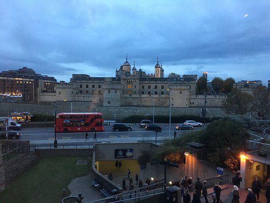 Citizenm Tower Of London Hotel View On