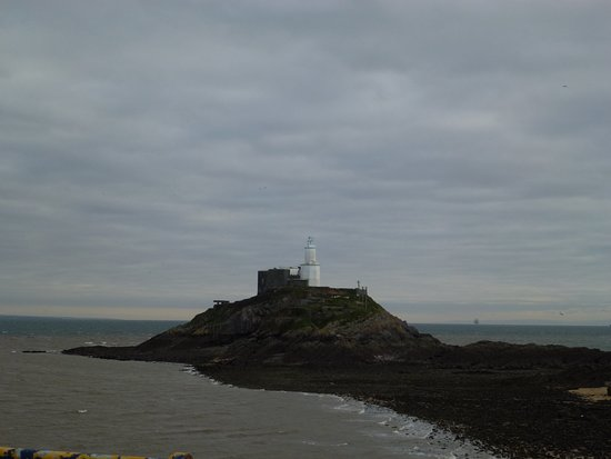Forte's Ice Cream Parlour: The lighthouse