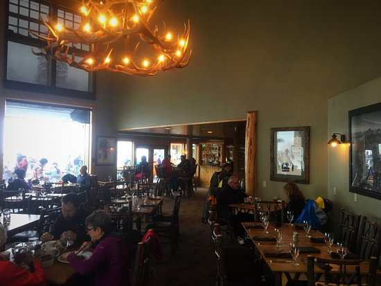 Alta, WY: Branding Iron Grill