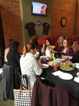 West Chester, Pensilvania: Hearty Vegetarian Food Options for Ladies Who Lunch