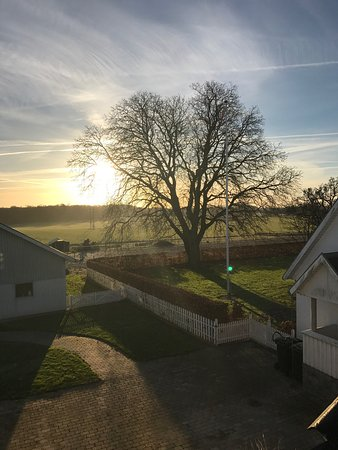 Faxe Municipality, الدنمارك: Kærskovgård B&B