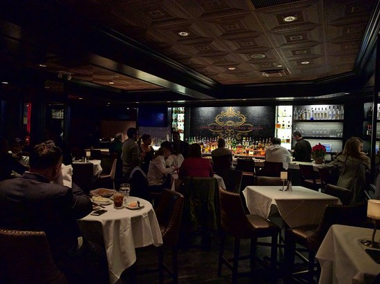 The Room Picture Of Ruth 39 S Chris Steak House New York City Tripadvisor