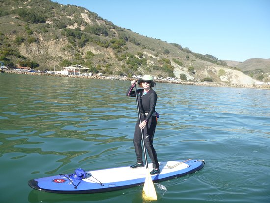 Avila Beach, CA: Have Paddle Will Travel