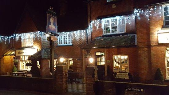 Burley, UK: 20161204_181207_large.jpg