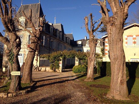 Annesse-et-Beaulieu, Francja: Chateau De Lalande