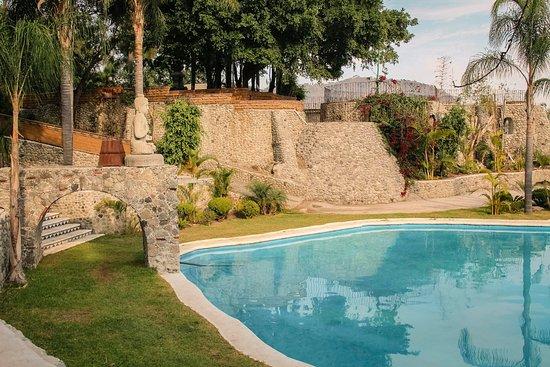 Hotel Jardin de la Abundancia: Jardin de la Abundancia
