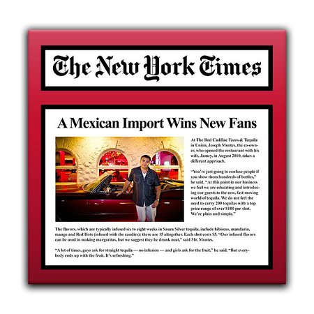 Union, Nueva Jersey: As seen in the New York Times