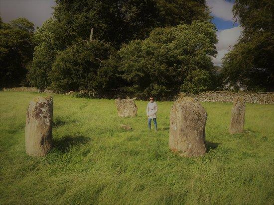 Stone Circle Killin: Magical place