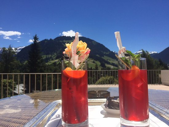 Gstaad Palace Hotel Photo