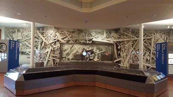 Johnstown, PA: Museum Exhibit