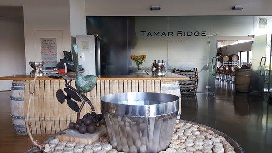 Rosevears, Australia: Tamar Ridge Cellar Door