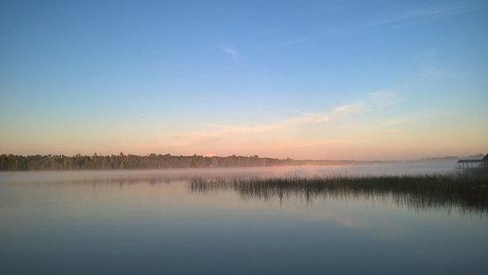 Cedarville, MI: Sunrise