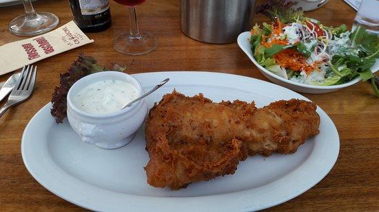 Perfekt Fischkuche Laboe: Backfisch .